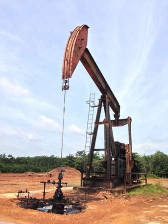 beam pump: Oil pump  sumatera