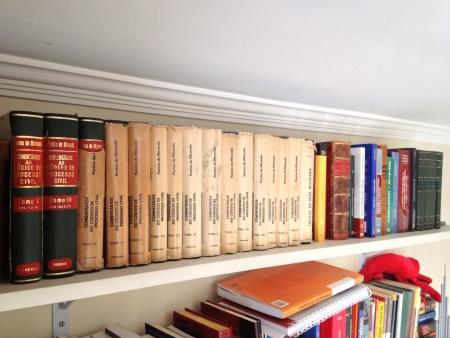 old books: Meine alten B�cher.