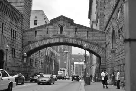 Old Allegheny Jail in Pittsburgh Stock Photo - 17269417
