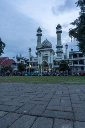 Mosque Malang