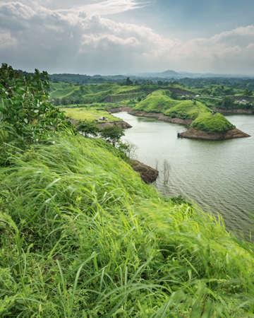 Bajulmati Reservoir Situbondo Banyuwangi Indonesia