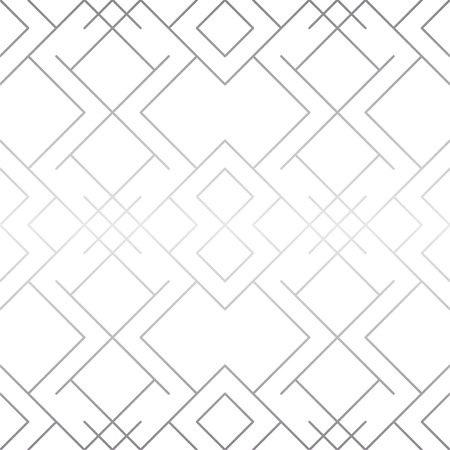 Silver texture. Seamless geometric pattern. Silver background. Vector seamless pattern. Geometric background with rhombus and nodes. Abstract geometric pattern. vector illustration