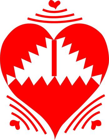 I Heart Letter Wifi