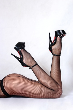 legs and stockings