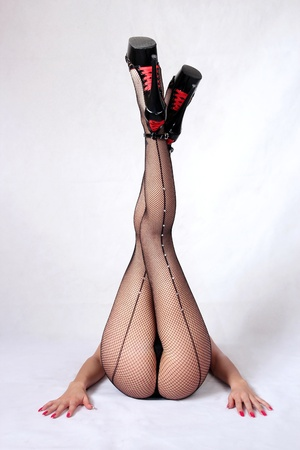 legs and stockings Stock Photo - 13396887