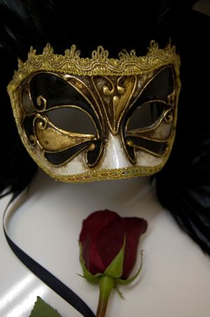 Masks of Italy for different concepts. Venice.Love