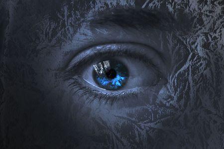 paranoia: Occhio tra gli alberi