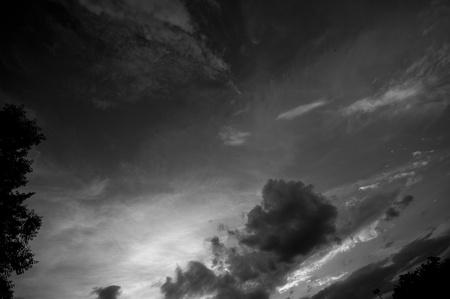 darkness sky photo