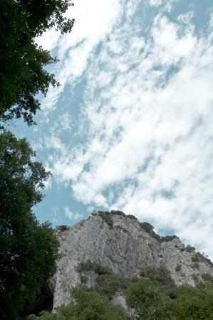 Mountain in Spain, Basque Country, Euskadi photo