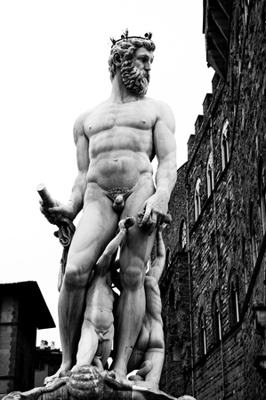 naked statue: Architecture Statues Stock Photo