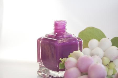 nail polish natural Stock Photo - 11569407