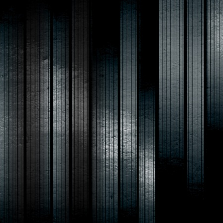 grid black background: abstract background silver metal