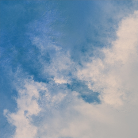 Sky, fog, and clouds with texture