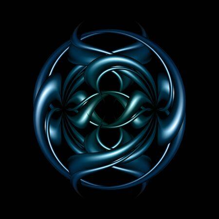blue background: Blue design background