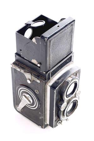 lock  futuristic: Molto vecchia macchina fotografica  Archivio Fotografico