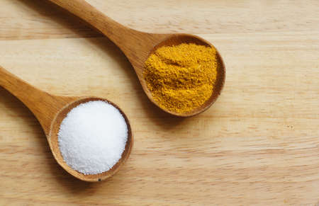 closeup of different georgian spices Stock Photo - 18670850