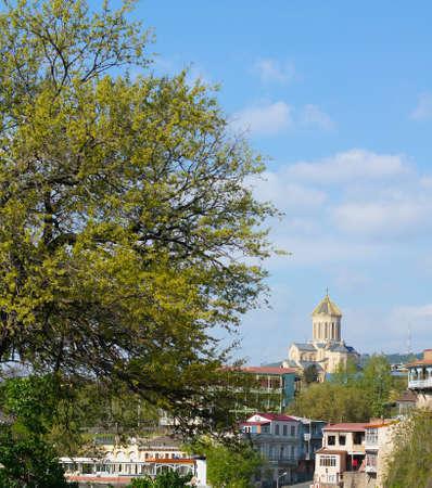 tbilisi: Guarda a parte vecchia della citt? di Tbilisi
