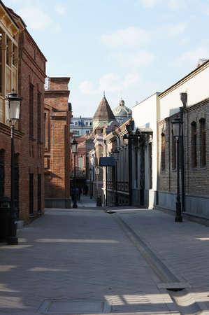 Streets of Old Tbilisi, Republic of Georgia