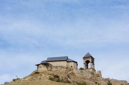 racy: One of the oldest church in georgian towm, Gori - Goris Djvari or Saint George church