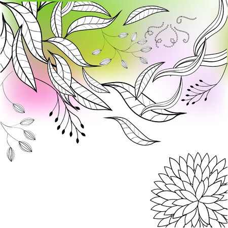 Spring background Stock Vector - 6548278
