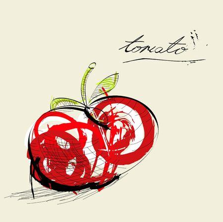 Tomato Stock Vector - 7574410