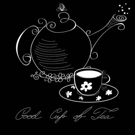 瀬戸物: お茶の良いカップ