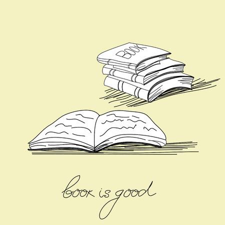 Book Stock Vector - 7908875