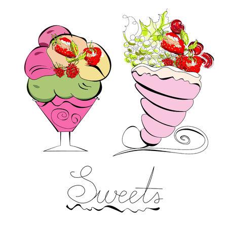 sweetmeats: Dulces