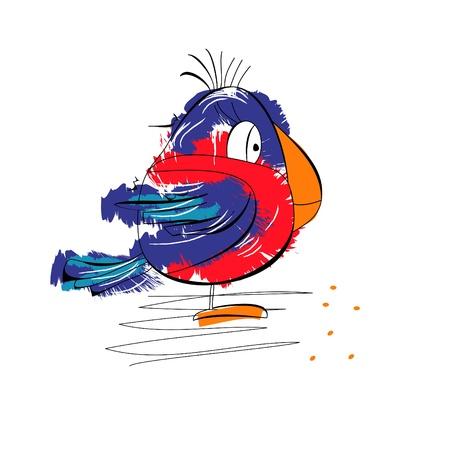 winters: Winters bird