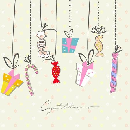 canne a sucre: Carte-cadeau Illustration