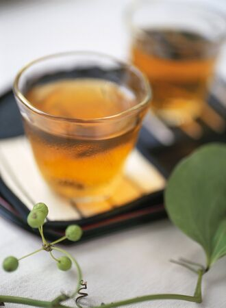 té helado: té helado japonés