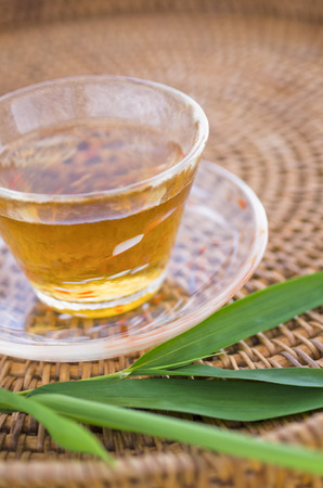Drink of the summer in Japan, barley tea