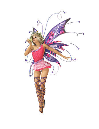 fairyland: Pink Pixie CA