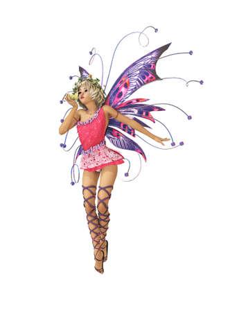 Pink Pixie CA