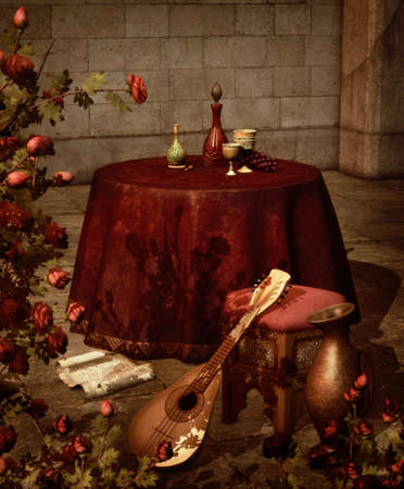 bard: Time for Wine and Song
