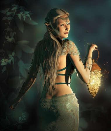Znalezione obrazy dla zapytania elfy photography