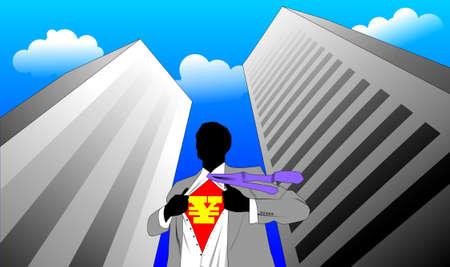 Businessman Stock Photo - 17807149
