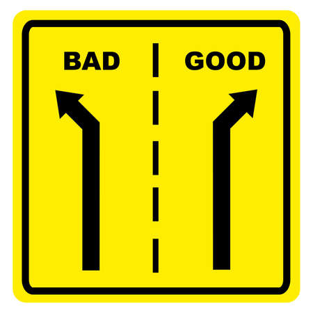 oneness: Bad  Good sign