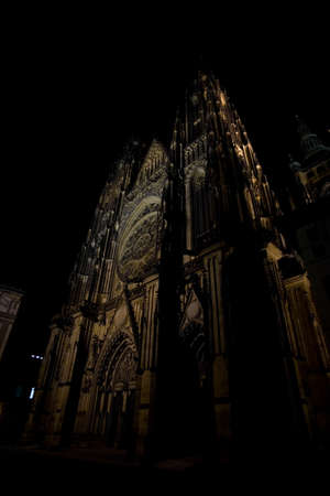 mapped: Saint Vitus cathedral