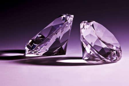 multa imagen de diamante de corte clásico Foto de archivo - 4567578