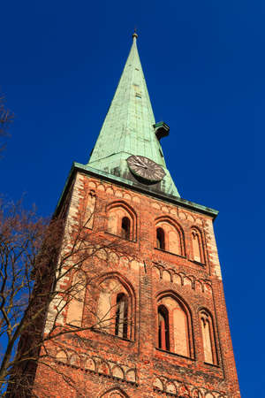st jamess: St Jamess Cathedral.  St Jamess Cathedral is the Roman Catholic cathedral in Riga the capital of Latvia.  Construction of the cathedral was completed in 1330.