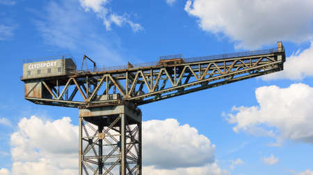 The Finnieston Crane is a disused cantilever crane on the banks of the River Clyde in Glasgow, Scotland.