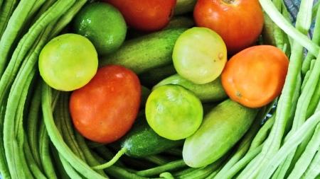 Freshy vegetables Stock Photo - 16478456