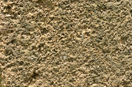 grit: Brown pattern of grit stone surface