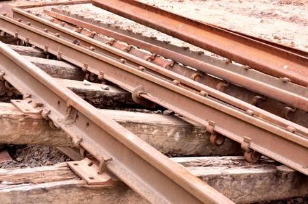 Remainder of old railways