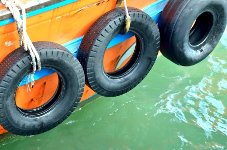 Image result for car tyres for fenders on sailboat