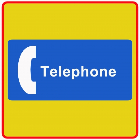 Telephone ahead photo