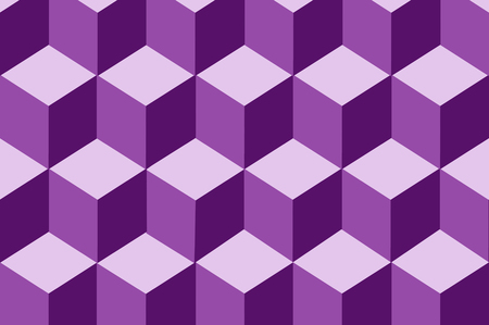 correlate: Violet cube texture closeup