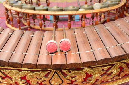 pinchbeck: Two hardwood on alto xylophone