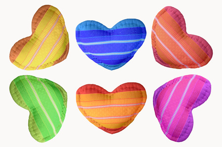 pillows: Beautiful colors of hearth pillows